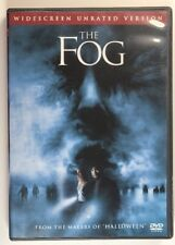 The Fog (DVD, 2006, Unrated Edition, Widescreen Edition)