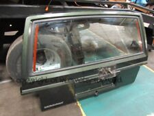 Jeep Cherokee XJ 2.5 TD 84-01 VM trunk tailgate rear door hatch - green