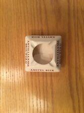 Vintage Amstel Beer Ceramic Ashtray
