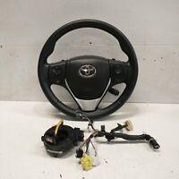 Toyota Corolla Hatchback Steering Wheel Leather ZRE182R 2012 2013 2014 2015