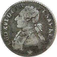 O6168 1/10 Ecu Louis XVI 1788 MA Marseille Argent Silver ->F offre