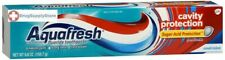 Aquafresh Cavity Protection Fluoride Toothpaste, Cool Mint, 5.6 oz