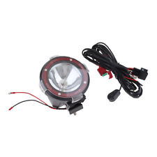 PAIR 4'' 55W Trailers HID XENON Driving Lights Spot Work Lamp 4WD Truck 12V