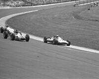 1963 Indy Racecar Driver DAN GURNEY 8x10 Photo Indianapolis 500 Poster Print