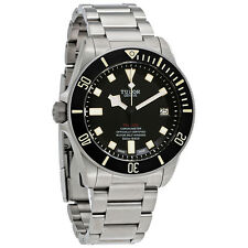 Tudor Pelagos LHD Automatic Black Dial Mens Watch 25610TNL-BKSTI