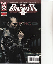 The Punisher- Issue 5-2004-Marvel Comic