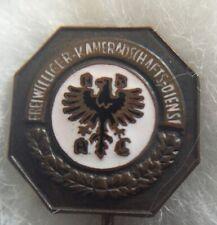 Antique Pin Brooch ADAC - Freiwilliger Kameradschafts Dienst