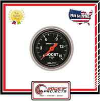 Banks Universal Power Boost Gauge Kit 0-15 PSI 64050