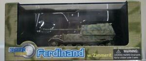 Dragon Armor 1/72 Ferdinand With Zimmerit 1/sPzJgAbt653 60124 Eastern Front 1943
