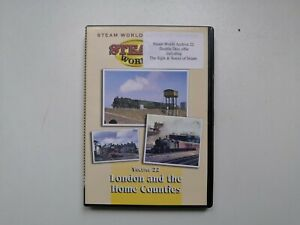 Steam World Archive 22 London & The Home Counties DVD