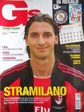 Guerin Sportivo n°10 2010 con Poster Calendario + Calendari D' Europa   [GS44]