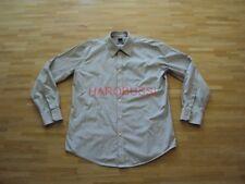 Original Esprit Collection Business Hemd langarm Shirt Stripe Slim Fit 43 / 44