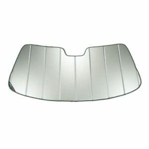Covercraft UV11614SV UVS100 Custom Sunscreen (Silver); For Subaru Forester NEW