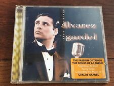 alvarez gardel .the passion of tango - the songs of a legend . cd