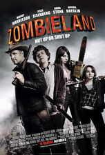 ZOMBIELAND Movie POSTER PRINT B 27x40 Amber Heard Emma Stone Bill Murray