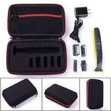 Hart Tragetasche Schutz-Hülle Case Cover Bag für Philips OneBlade Trimmer Rasier