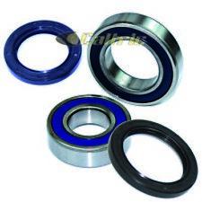 Rear Wheel Ball Bearings Seals Kit for Yamaha Timberwolf 250 YFB250 2WD 1992-95