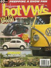 DUNE BUGGIES & HOT VW'S 2007 JULY - 1943 TYPE 82E, 1946 CCG BUG, SCHWIMMWAGEN
