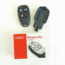DSC Wirless Key FOB WS4939 NIB Home Alarm Security System Remote Control