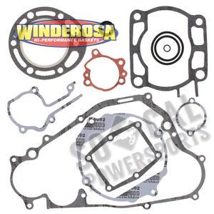 Winderosa 811668 Yamaha YZ250 1999-2000 Complete Gasket Set /& Oil Seals