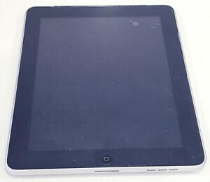"Apple iPad 1st Gen A1337 3G 16GB 9.7"" 256MB SOLD AS IS/Dead LCD/Do not power on"