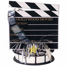 HOLLYWOOD TABLE CENTREPIECE HOLLYWOOD MOVIE CENTREPIECE MOVIE REEL