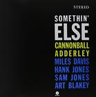 """Adderley Cannonball-Somethin Else (UK IMPORT) Vinyl / 12"""" Album NEW"""