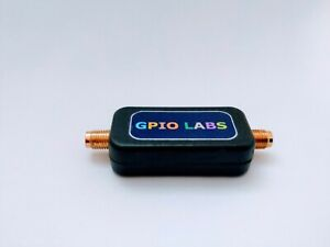 Airband Bandpass Filter in Enclosure; Extended Frequency range 118-149 MHz