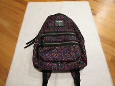 Marc Jacobs New York Nylon Biker LRG Backpack Mixed Berries Multi $225 Auth NWT