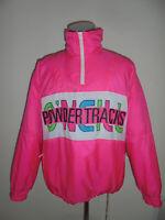rare 80s vintage O`NEILL Skijacke Snowboard Jacke glanz neon 80er ski jacket L