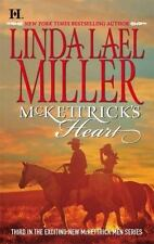 McKettrick's Heart Author: Linda Lael Miller Paperback Romance Book