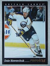 NHL 260 Dale Hawerchuk Buffalo Sabres Pinnacle 1993/94