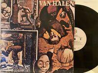 VAN HALEN - Fair Warning LP 1981 LP Warner Bros. HS 3540 W/ Inner Hard Rock VG