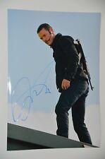 Luke Evans signed 20x30cm Fast & Furious  Foto , Autogramm / Autograph in Person