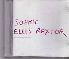 Sophie Ellis Bextor-Get Over You promo cd single