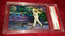 MIKE PIAZZA 2000 UPPER DECK HOLOGRFX #49 AWESOME FOIL PSA 10 POP 1 OF 1 RARE ☆