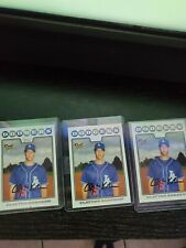 I Have 3 CLAYTON KERSHAW 2008 TOPPS UPDATE ROOKIE RC SP UH240  DODGERS ACE HOF ?