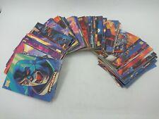 1994 Marvel Masterpieces Complete 140 Card Set Mint 1-140 Fleer