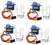 TowerPro SG90 9g Mini Servo for Parkflyer Models robotics RC Servo - orangeRX UK