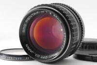 【EXC+++++】Pentax smc M 85mm f/2 Telephoto Lens for K mount w/ Filter Japan #2255