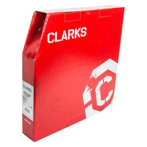 Clarks Cable Gear Wire 2030mm Galvanized MTB Shifter 100/Per Box