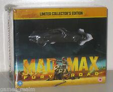 MAD MAX Fury Road Collezionisti Edizione Blu Ray + 2D Interceptor modello BOX LIMITED