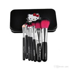 Hello Kitty Makeup Beauty brush Gift Set For Girls Women With Box 7pcs 2018