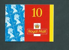 Mc1, 10 X 2nd, Nvi Barcode Booklet, Questa