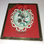 Lenox Winter Greeting Ornament