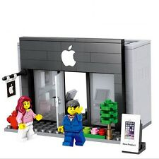 Lego Custom Compatibile Modulare PHONE STORE MOC City Creator Ideas Compatible