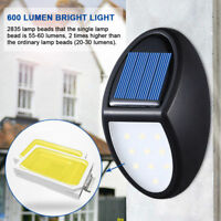 Solar Power 10 LED Motion Sensor Garden Security Lamp Outdoor Light Waterproof