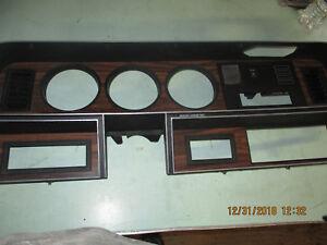 81-93 Dodge Ram Pickup Truck Speedometer Dash Gauge Bezel Overlay 90 DODGE