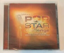 Oprah's Pop Star Challenge - 2004 Cast Album - CD - Sealed - PROMO