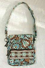 Retired Pattern Java Blue Mail Bag Cross body Hipster Adjustable Strap 2006